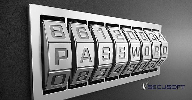 Alleen sterke wachtwoorden mogelijk - Secusoft, dé software voor beveiligers