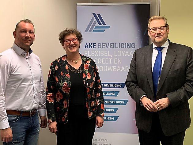 Ondernemer van de maand: AKE Beveiliging in Arnhem - Secusoft, dé software voor beveiligers