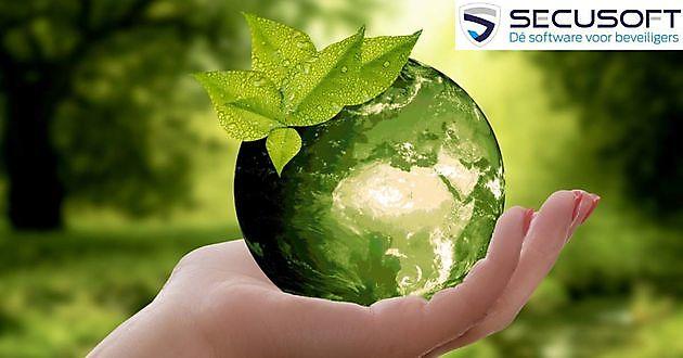 Duurzame Dinsdag - Secusoft, dé software voor beveiligers