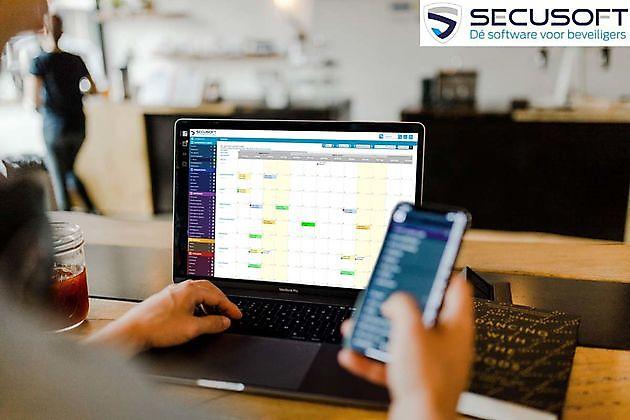 Secusoft vernieuwd en uitgebreid - Secusoft, dé software voor beveiligers