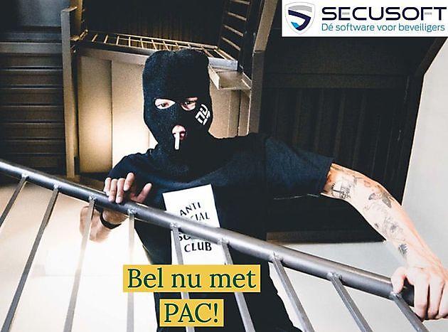 Particuliere Alarm Centrale - Secusoft, dé software voor beveiligers