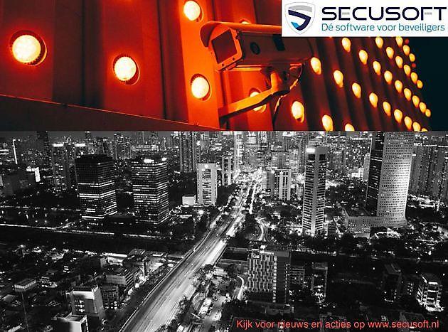 PAC-Meldkamer, een particuliere alarmcentrale - Secusoft, dé software voor beveiligers