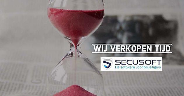 Met Secusoft houdt u tijd over - Secusoft, dé software voor beveiligers