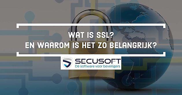 Waarom het SSL-certificaat zo belangrijk is - Secusoft, dé software voor beveiligers