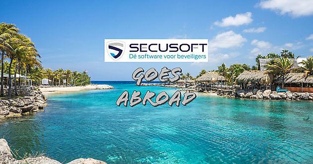 Secusoft Goes Abroad: Exotisch en anders, beveiliging op Curaçao - Secusoft, dé software voor beveiligers