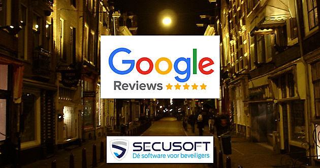 Wat vinden gebruikers van Secusoft? - Secusoft, dé software voor beveiligers