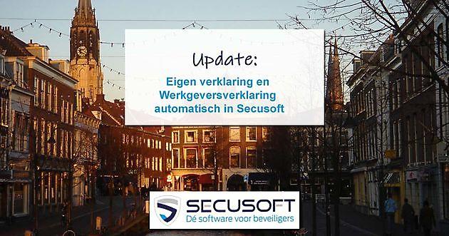 De werkgeversverklaring automatisch via Secusoft - Secusoft, dé software voor beveiligers