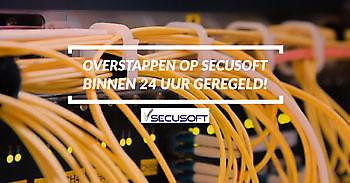Weer nieuwe aansluiting beveiligingsbedrijf op Secusoft-systeem Secusoft, dé software voor beveiligers