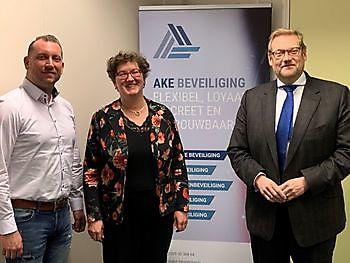 Ondernemer van de maand: AKE Beveiliging in Arnhem Secusoft, dé software voor beveiligers