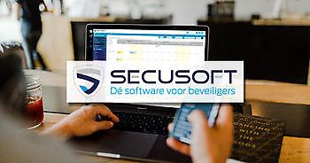 Zelfroosteren Secusoft, dé software voor beveiligers