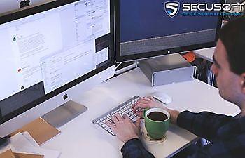 Secusoft: diverse soorten rapportages Secusoft, dé software voor beveiligers