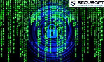 Secusoft veilig en integer in omgang met uw gegevens Secusoft, dé software voor beveiligers