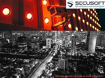 PAC-Meldkamer, een particuliere alarmcentrale Secusoft, dé software voor beveiligers