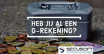 Wat is het nut van een g-rekening? Secusoft, dé software voor beveiligers