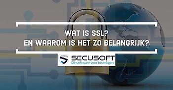 Waarom het SSL-certificaat zo belangrijk is Secusoft, dé software voor beveiligers