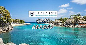 Secusoft Goes Abroad: Exotisch en anders, beveiliging op Curaçao Secusoft, dé software voor beveiligers