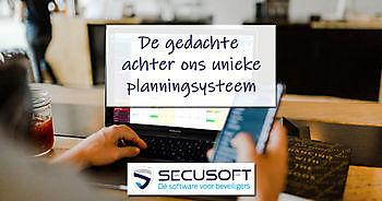 Tijdbesparend planningsprogramma voor de beveiligingsbranche Secusoft, dé software voor beveiligers