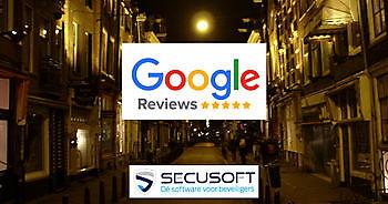 Wat vinden gebruikers van Secusoft? Secusoft, dé software voor beveiligers