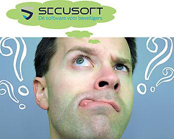Het gemak van automatische herinneringen Secusoft, dé software voor beveiligers